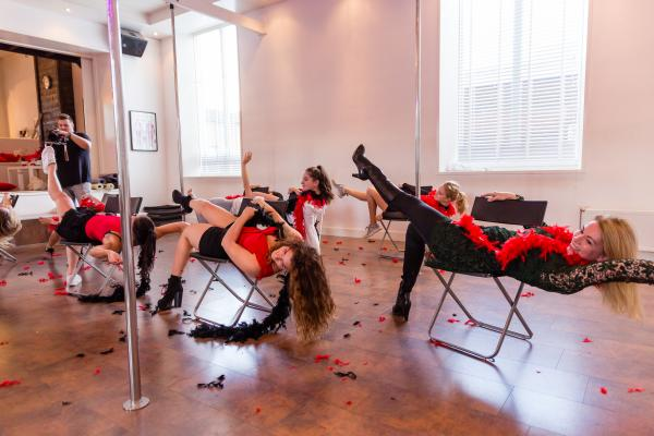 Workshop Burlesque in Amsterdam