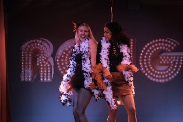 Workshop Burlesque in Amsterdam